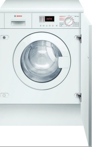 Bosch WKD28350GB automatic washer/dryer